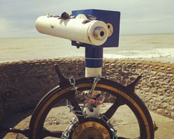 Sea Telescope for 'Sea of Voices' - Invisible Flock
