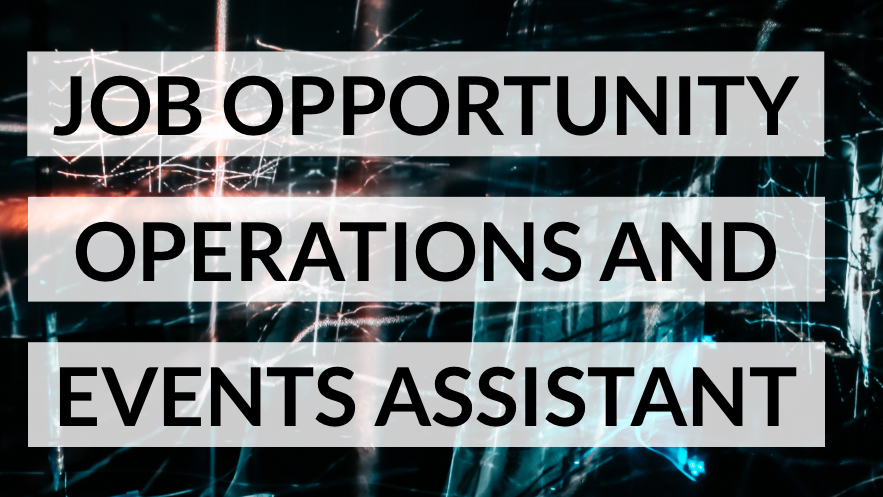 Operations & Events Assistant