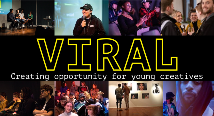 Viral: Creating opportunity for young creatives