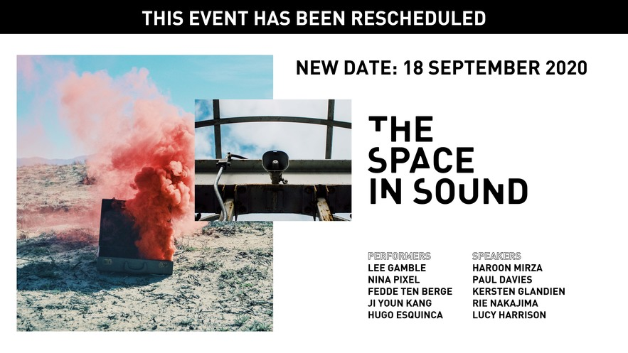 The Space in Sound Symposium