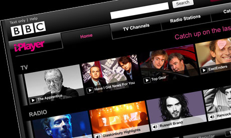 BBC iPlayer commissioned by Tony Ageh
