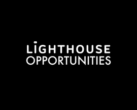 Text: Lighthouse Opportunities