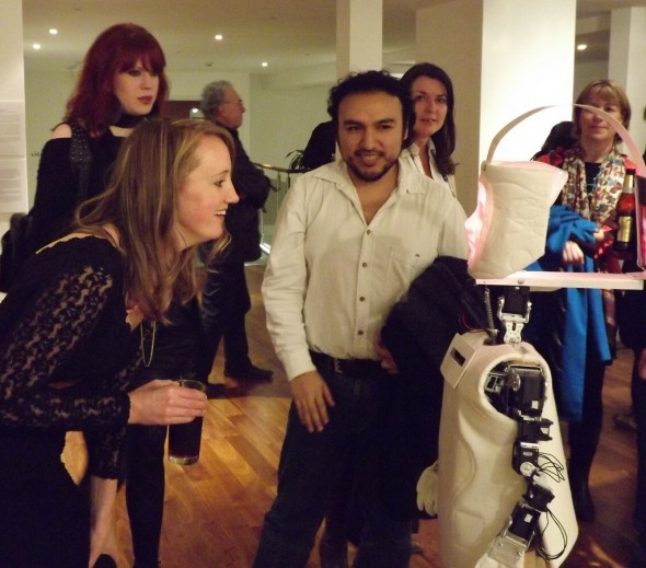 Intuition and Ingenuity - opening reception 17.02.12