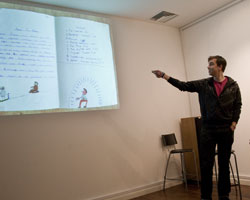 James Bridle - Lighthouse Monthly Talk 03.05.12