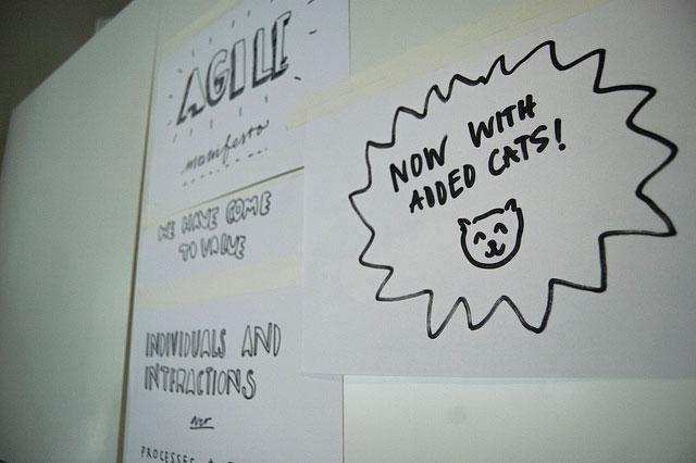 Agile wall