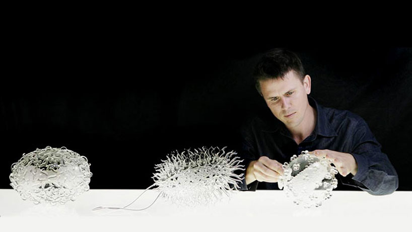 Luke Jerram, artist and speaker at Improving Reality 2012