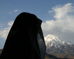 Lynette Wallworth, Damavand Mountain