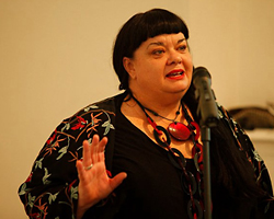 Lynette Wallworth, Brighton Festival 2011- Photograph © Matthew Andrews