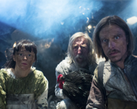 Orbit Ever After - Bronagh Gallagher, Bob Goody and Mackenzie Crook