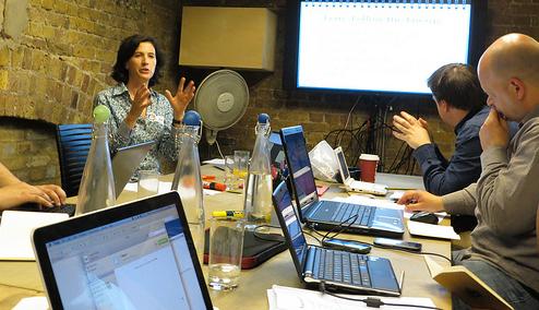 Software Testing Club (c) Rosie Sherry