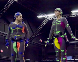 Motion Capture Lab