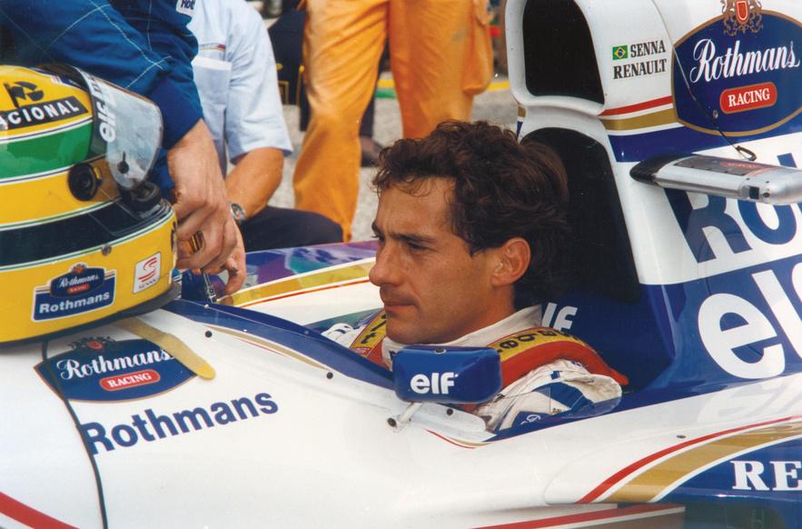 Still from Senna