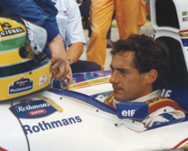 Still from Senna