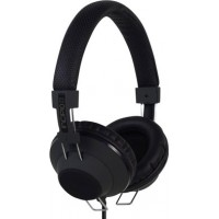 Photo of Incipio F38 Hi-fi Stereo Headphones - Matte Black - Retail Packaged