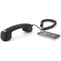 Photo of Echo Logico Soft Touch Retro Handset In Black