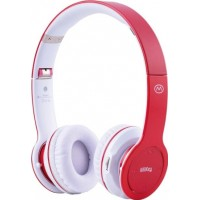Photo of MiiKey Incorporated Rhythm Stereo Bluetooth Headset, Red
