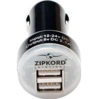 Photo of ZipKord Dual USB Auto Charger