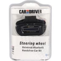 Photo of Car & Driver CD-700 Bluetooth Steering Wheel Hands Free Car Kit