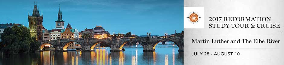 2017 Elbe River Reformation Study Tour & Cruise