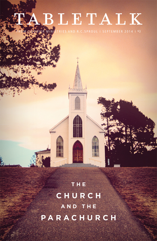 What is meant by the term 'parachurch'? Are parachurch groups scriptural, unscriptural or non-scriptural?