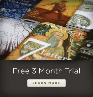 Free 3 month trial of Tabletalk Magazine