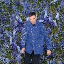 Raf Simons anunciou sua saída da Dior. Na foto o desfile primavera-verão 2016, sua última coleção para a marca
