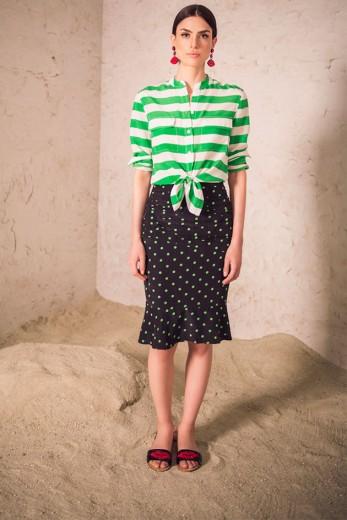 Look da primavera-verão 2014/15 da A.Brand