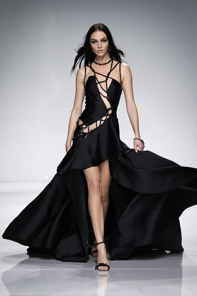vestido catherine zeta jones 2001: