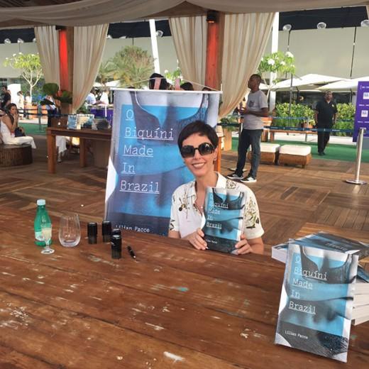 Foi a vez do Rio receber o lançamento do livro novo da Lilian - vem ver quem foi!