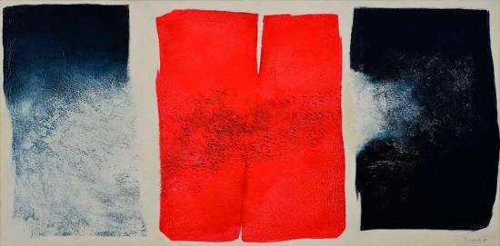 Veja mais obras da coleção da Fundação Edson Queiroz clicando aqui! Essa é da Tomie Ohtake