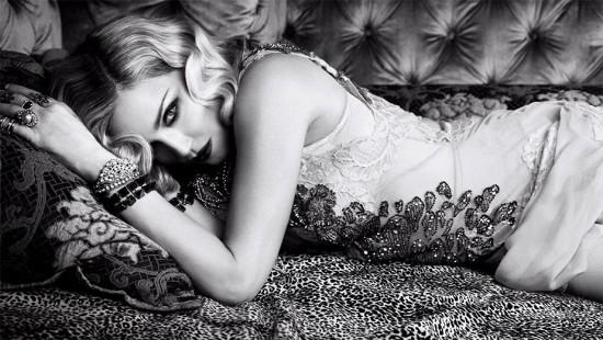 """Madonna posa pra edição de 150 anos da """"Harper's Bazaar"""" - vem ver mais!"""