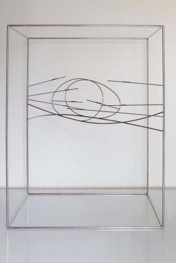 """Essa é de Waltercio Caldas, da série """"Veeza"""", com """"Rodin e Brancusi"""". Clica pra ver mais"""