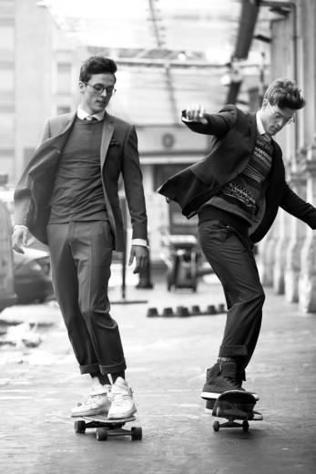 """Pros jovens empreendedores e estilistas: você curte moda masculina? Não deixe de se inscrever no concurso da """"GQ"""" Brasil com a Reserva, que vai eleger os próximos nomes do cenário nacional!"""