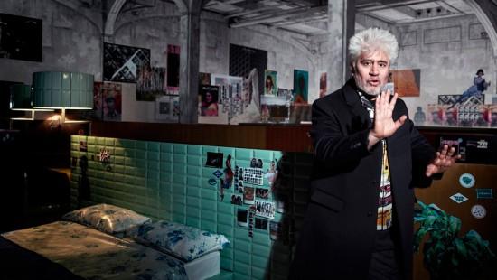 Vem ver as fotos do Pedro Almodóvar pra Prada!
