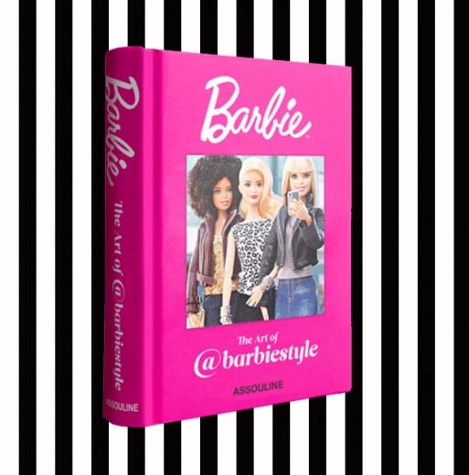 O @barbiestyle virou livro em parceria com a editora Assouline! Vem ver mais