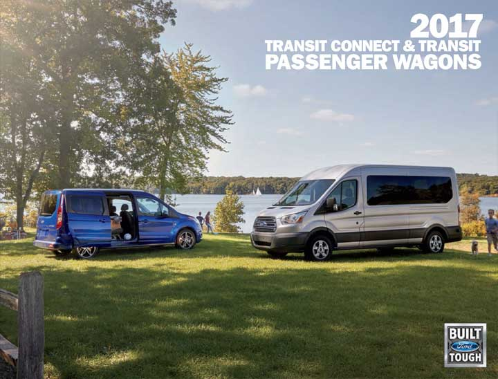 2017 Transit Connect Wagon Brochure