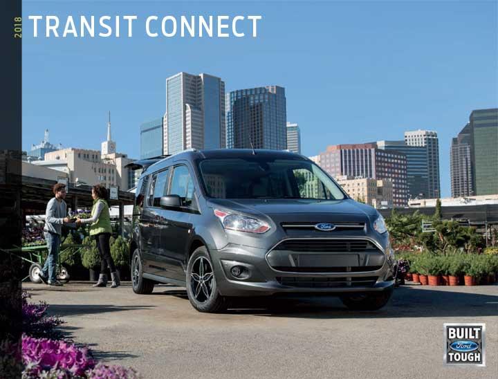 2018 Transit Connect Brochure