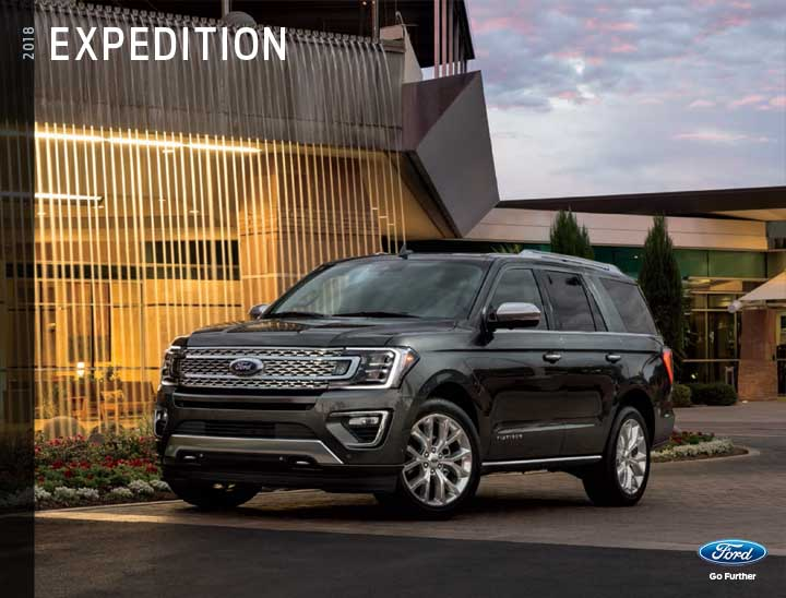 2018 Expedition Brochure