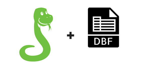 What is DBF file? How to read it in linux and python?