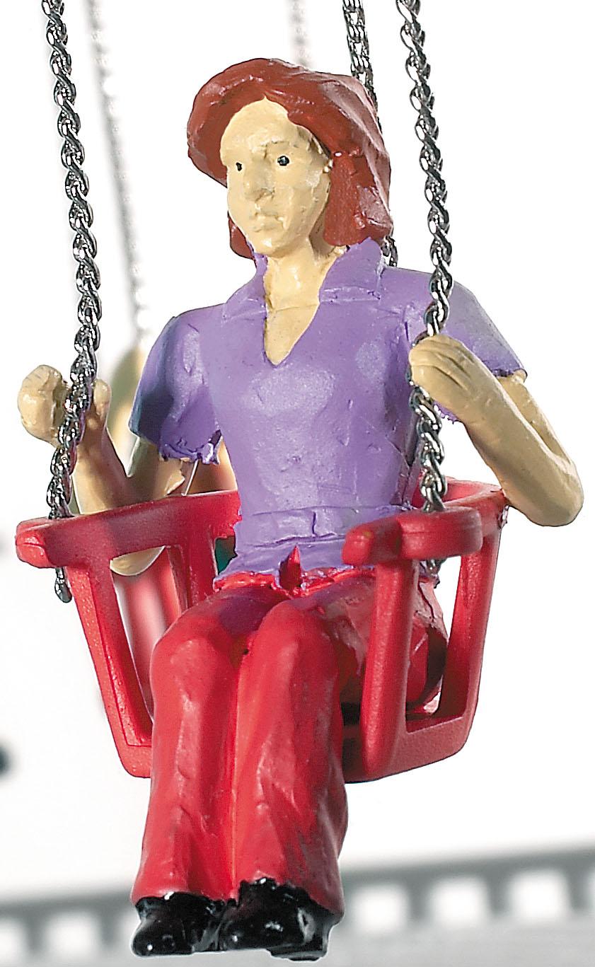 Lionel Amusement Park Swing Ride
