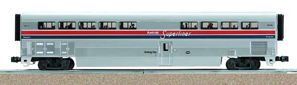 Amtrak Superliner Stationsounds Diner #38039