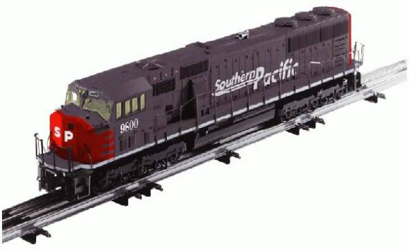 southern pacific tmcc sd70mac 9801 rh lionel com Union Pacific SD60M Locomotive History EMD SD70