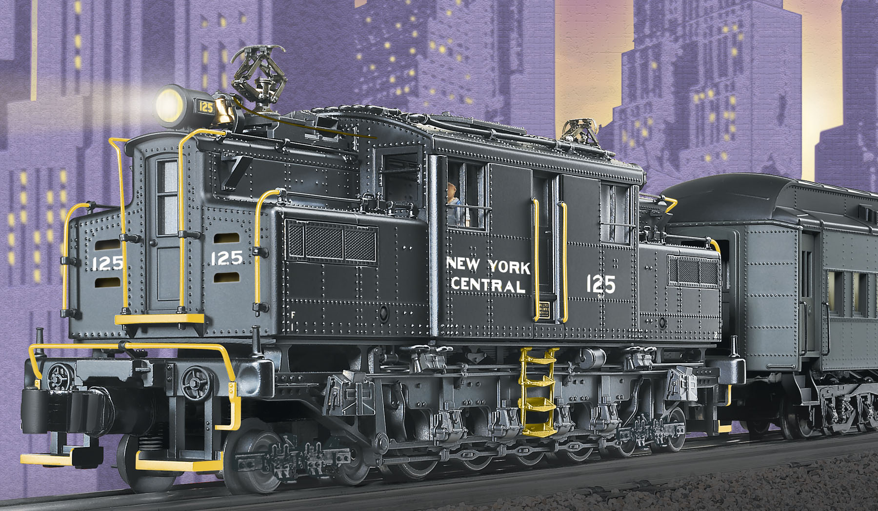 New York Central Tmcc S 2 Electric 125 Lionel Locomotive Wiring Diagram 7 05 Nyc 1 2005