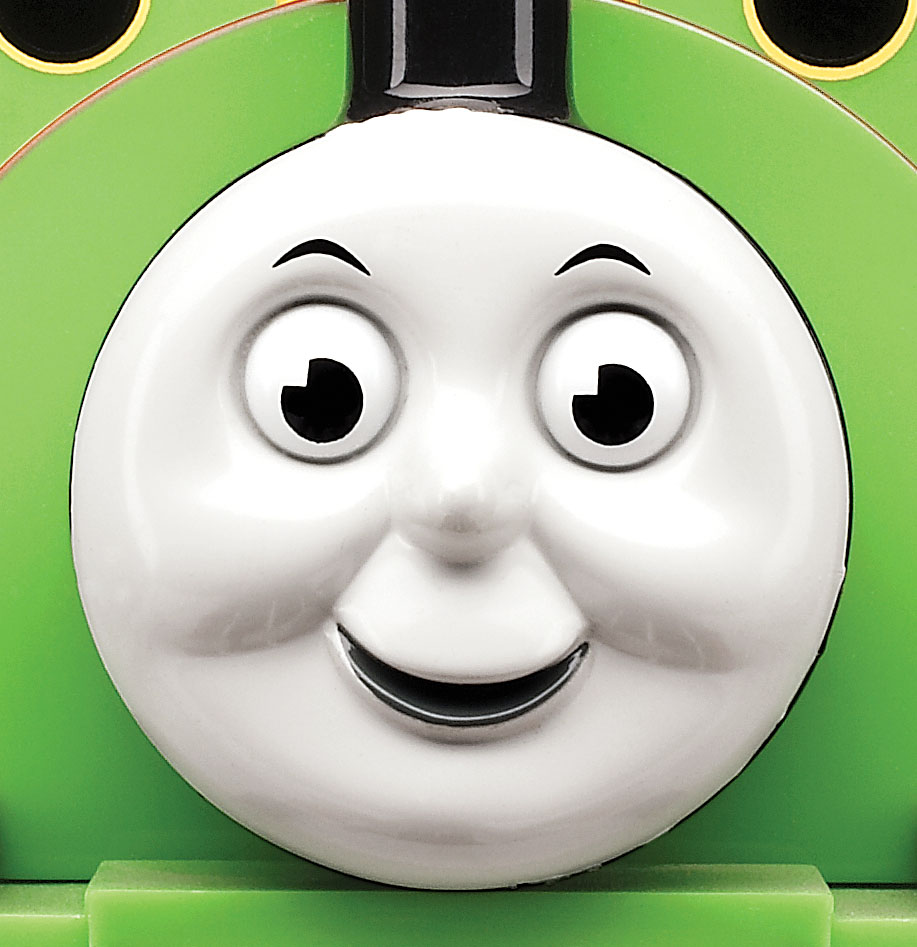 Clean image for thomas the train face printable