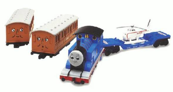 Thomas the Tank Engine Island of Sodor Train Set – Diagram Of Engine Lionel