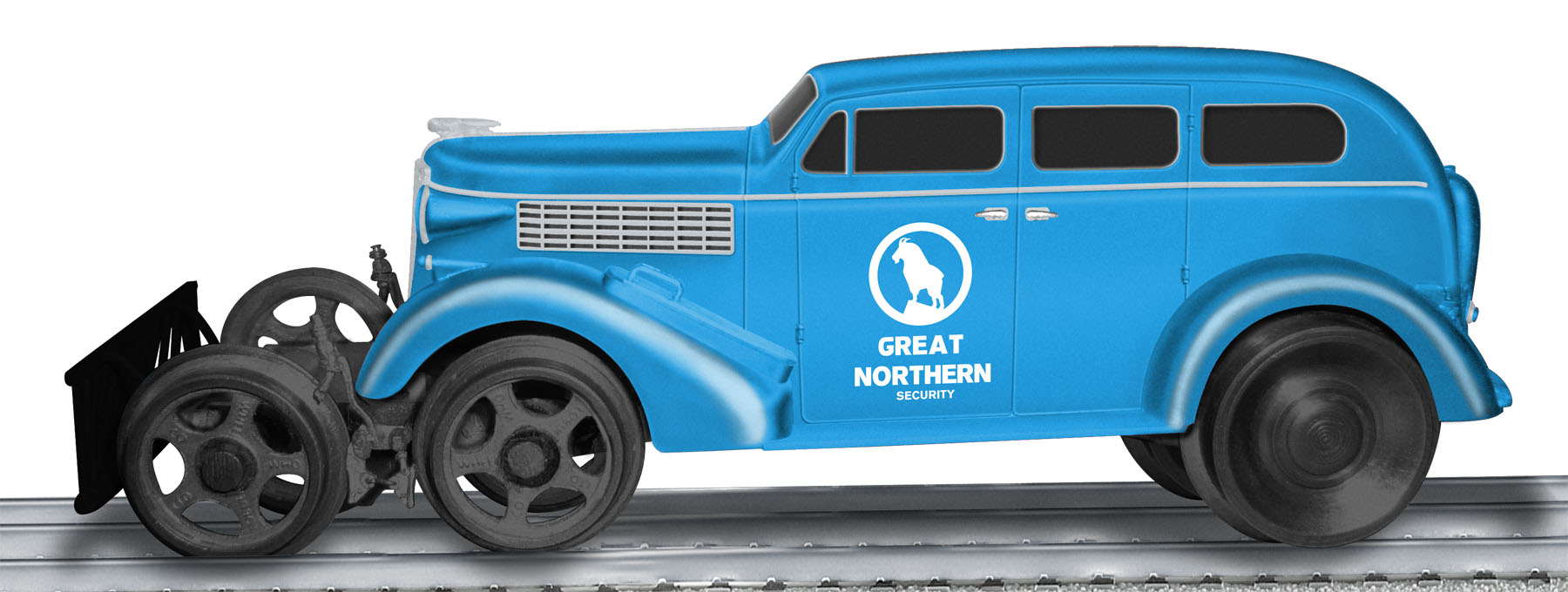 Great northern early era inspection vehicle for Nearest motor vehicle inspection station