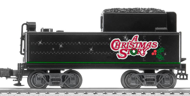A Christmas Story Set (0-8-0 Steam Loco)