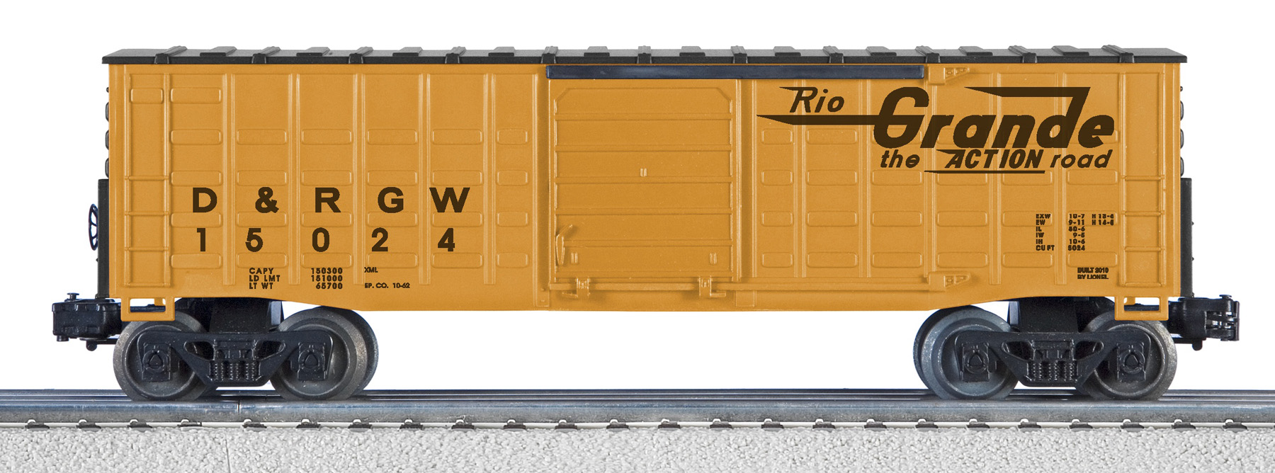 Western Freight Expansion Pack SKU: 6-30128