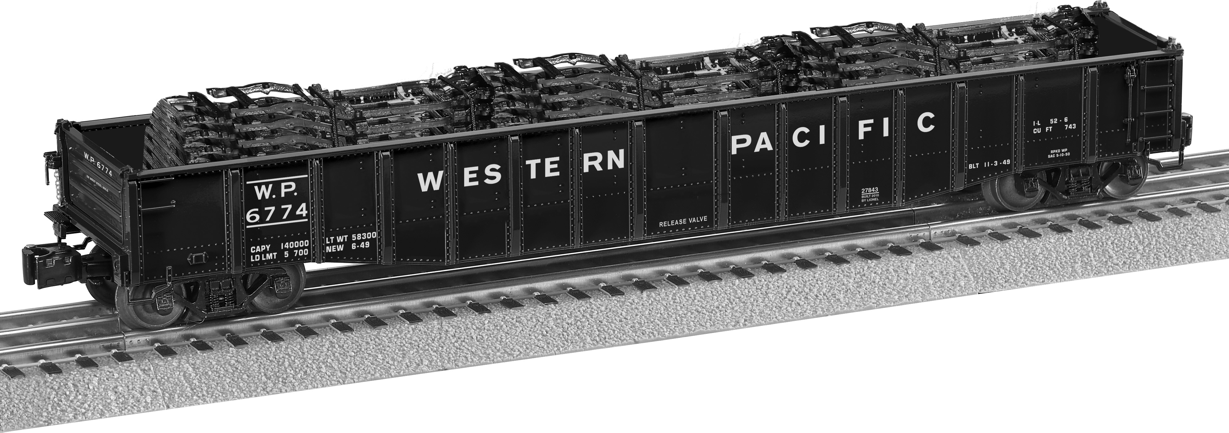 Feather Route Freight 3 Pack Lionel Train Track Wiring