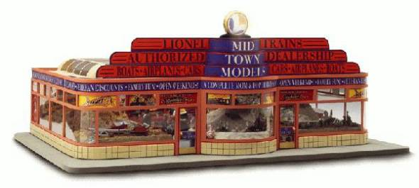 lionel hobby shop
